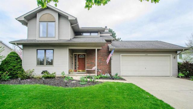1370 Middlewood Dr, Saline, MI 48176 (MLS #3265292) :: The Tom Lipinski Team at Keller Williams Lakeside Market Center
