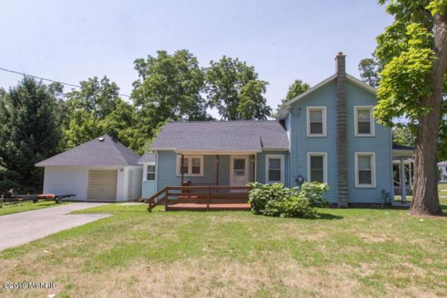 28 State St, Hillsdale, MI 49242 (MLS #19019930) :: The John Wentworth Group