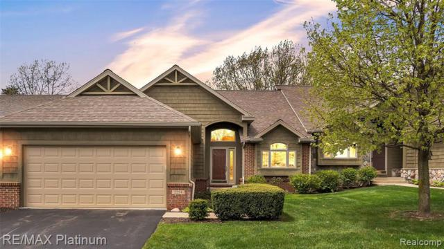2254 Willow Tree Dr, Brighton, MI 48116 (MLS #219044051) :: The Tom Lipinski Team at Keller Williams Lakeside Market Center