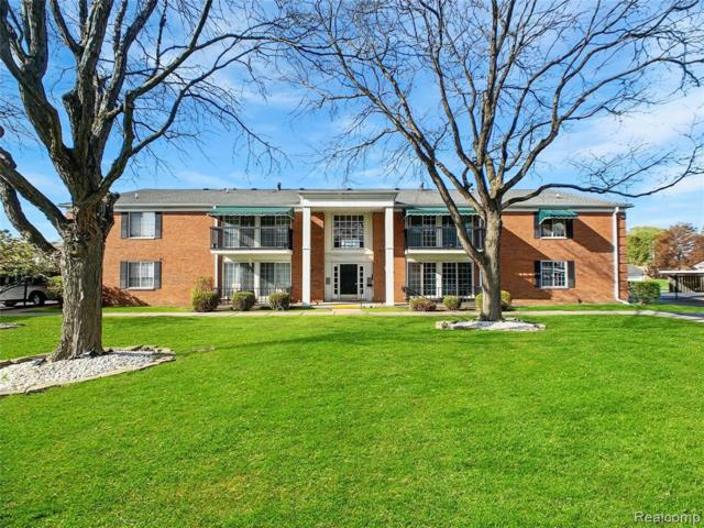 1036 Woodbridge St, Saint Clair Shores, MI 48080 (MLS #219043762) :: The Tom Lipinski Team at Keller Williams Lakeside Market Center