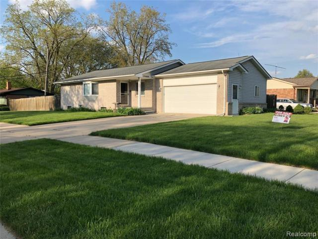 21609 Quinn, Clinton Township, MI 48035 (MLS #219045924) :: The Tom Lipinski Team at Keller Williams Lakeside Market Center