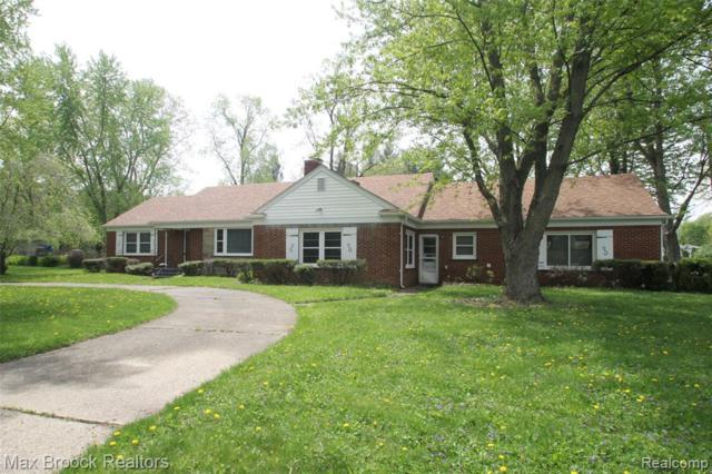 23869 Philip Dr, Southfield, MI 48075 (MLS #219045569) :: The Tom Lipinski Team at Keller Williams Lakeside Market Center