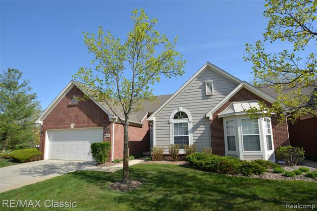 40846 Lenox Park Dr, Novi, MI 48377 (MLS #219045206) :: The Tom Lipinski Team at Keller Williams Lakeside Market Center