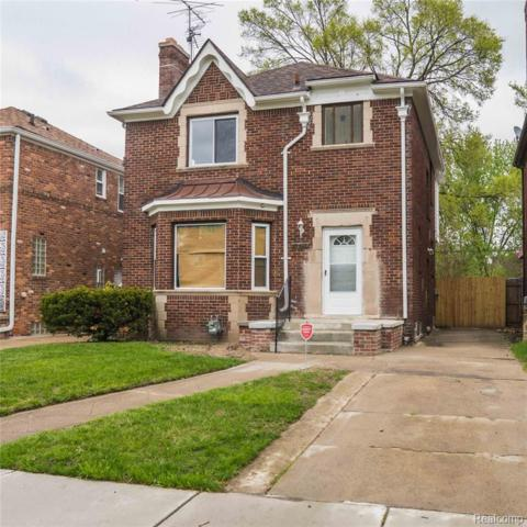 18630 Roselawn St, Detroit, MI 48221 (MLS #219045420) :: The Tom Lipinski Team at Keller Williams Lakeside Market Center
