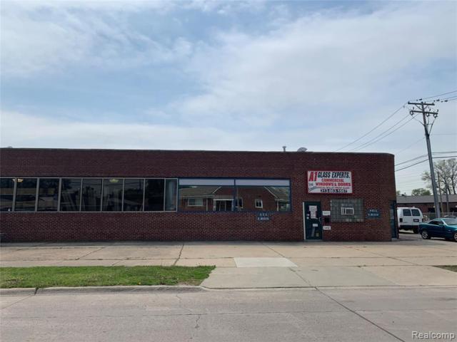 6476 Maple St, Dearborn, MI 48126 (MLS #219046250) :: The Tom Lipinski Team at Keller Williams Lakeside Market Center