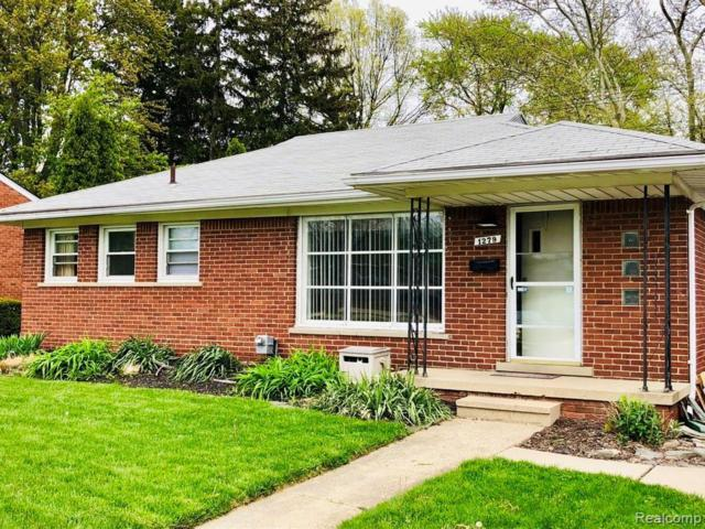 1279 Mulberry St, Update, MI 48043 (MLS #219045115) :: The Tom Lipinski Team at Keller Williams Lakeside Market Center