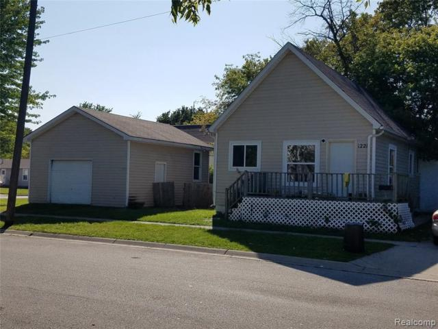 1221 11TH ST, Port Huron, MI 48060 (MLS #219045437) :: The Tom Lipinski Team at Keller Williams Lakeside Market Center