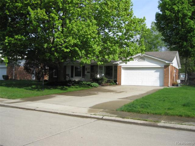 33220 Myrna Crt, Livonia, MI 48154 (MLS #219046222) :: The Tom Lipinski Team at Keller Williams Lakeside Market Center