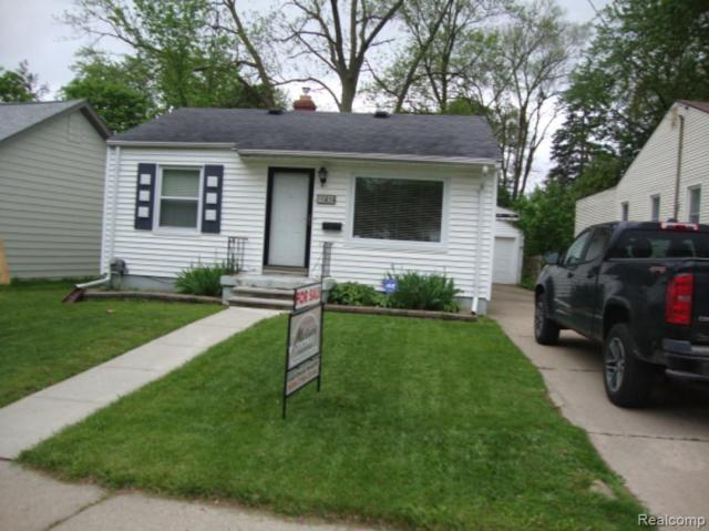 1414 Bradley Ave, Flint, MI 48503 (MLS #219047405) :: The Tom Lipinski Team at Keller Williams Lakeside Market Center