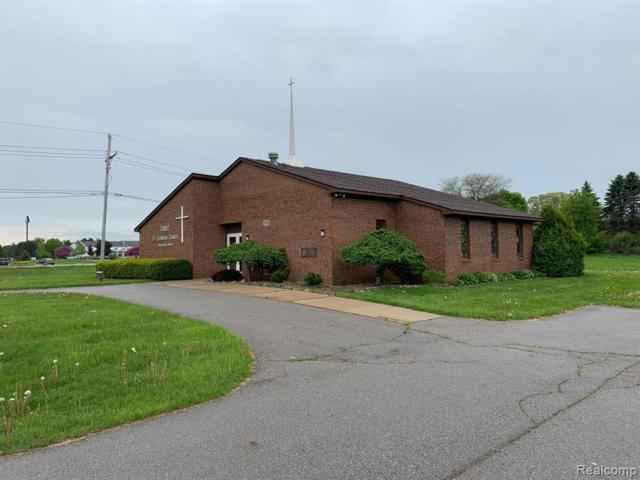 1970 S Almont Ave, Imlay City, MI 48444 (MLS #219047932) :: The Tom Lipinski Team at Keller Williams Lakeside Market Center