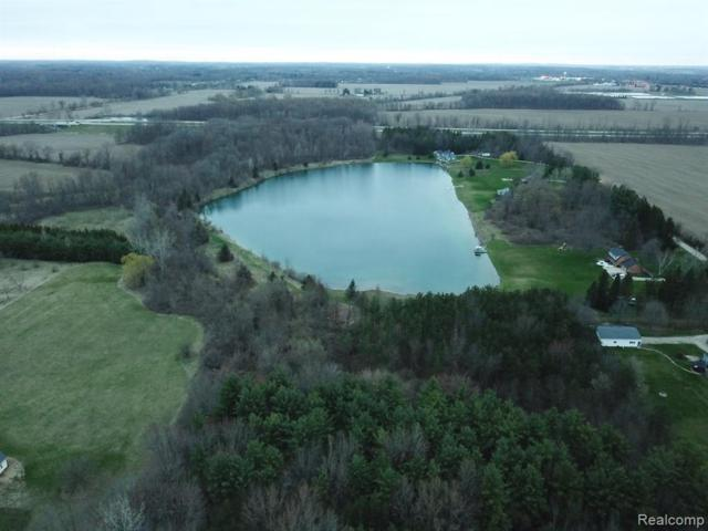 Hunters Creek Dr, Imlay City, MI 48444 (MLS #219047937) :: The Tom Lipinski Team at Keller Williams Lakeside Market Center