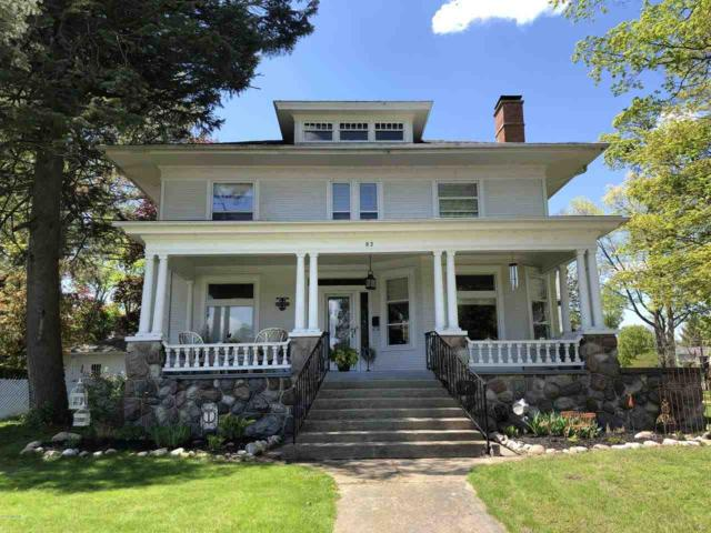 82 S Broad St, Hillsdale, MI 49242 (MLS #19022284) :: The John Wentworth Group