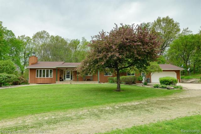 12700 Sharon Hollow Rd, Manchester, MI 48158 (MLS #219048072) :: The Tom Lipinski Team at Keller Williams Lakeside Market Center
