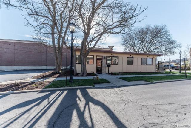 115 E Dunlap St, Northville, MI 48167 (MLS #219048179) :: The Tom Lipinski Team at Keller Williams Lakeside Market Center