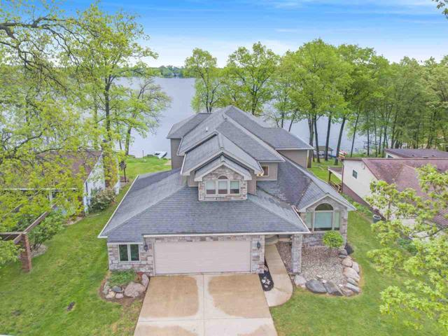 10844 Emerald Dr, Cement City, MI 49233 (MLS #201901805) :: The John Wentworth Group