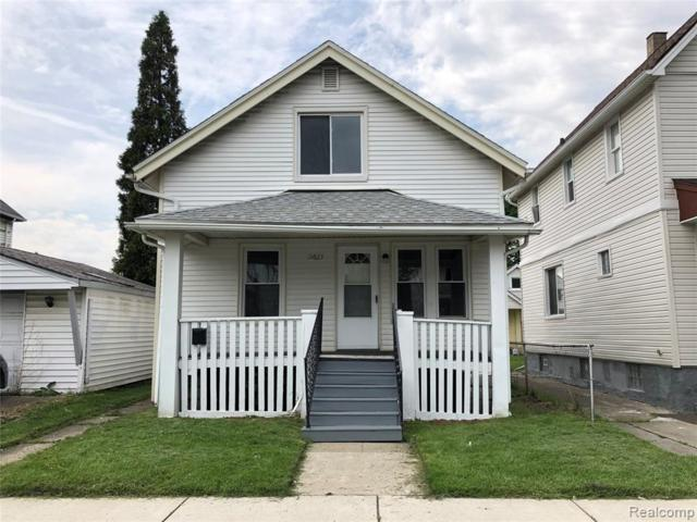 11623 Lumpkin St, Hamtramck, MI 48212 (MLS #219049027) :: The John Wentworth Group