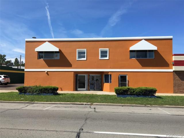 21145 Gratiot Ave, Eastpointe, MI 48021 (MLS #219052207) :: The Tom Lipinski Team at Keller Williams Lakeside Market Center
