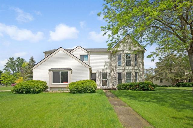 1212 Harwood Cir, Saline, MI 48176 (MLS #3265935) :: The Tom Lipinski Team at Keller Williams Lakeside Market Center