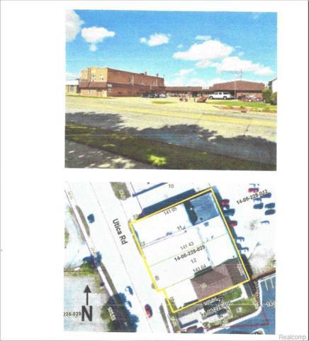 32916 Utica Rd Rd, Fraser, MI 48026 (MLS #219054600) :: The Tom Lipinski Team at Keller Williams Lakeside Market Center
