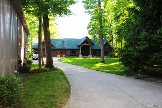 5074 Stanton Lake Rd, Attica, MI 48412 (MLS #219055071) :: The Tom Lipinski Team at Keller Williams Lakeside Market Center