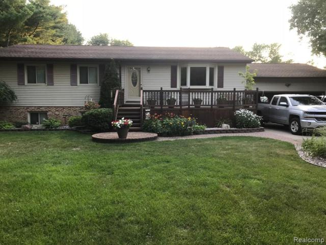 9510 Henderson, Goodrich, MI 48438 (MLS #219056036) :: The John Wentworth Group