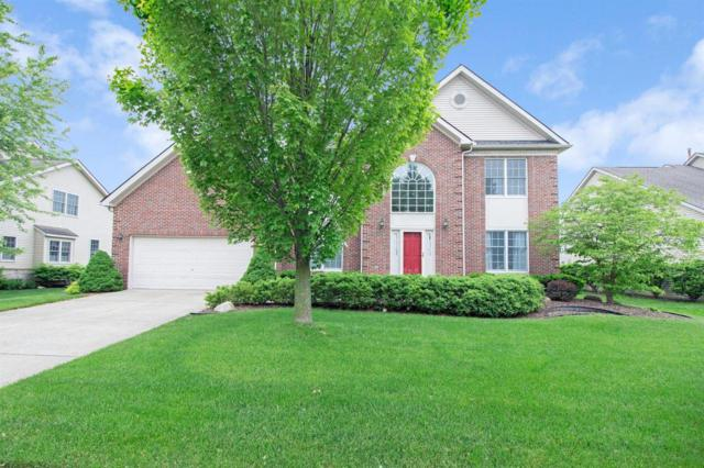 1143 Equestrian Dr, South Lyon, MI 48178 (MLS #3266222) :: The Tom Lipinski Team at Keller Williams Lakeside Market Center
