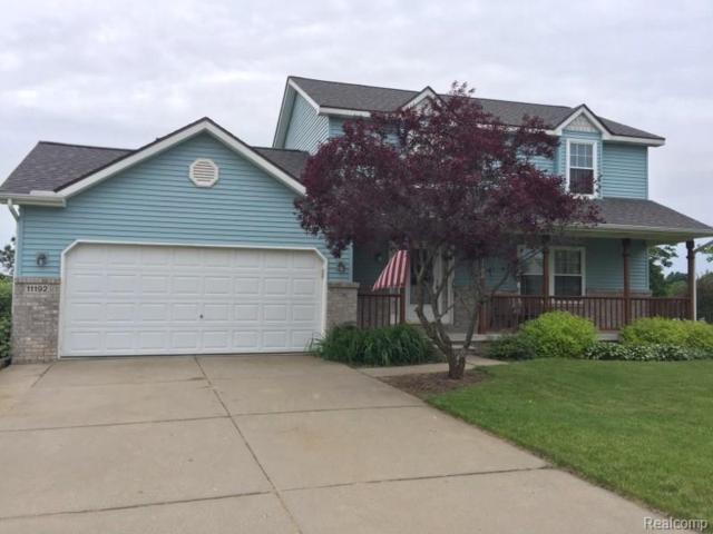 11192 Cathy Dr, Goodrich, MI 48438 (MLS #219056477) :: The John Wentworth Group