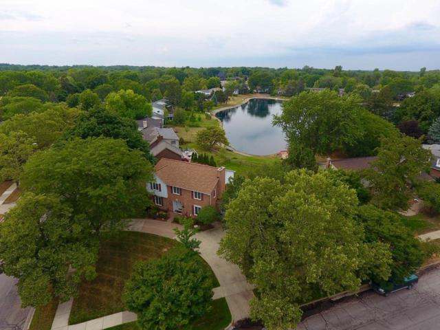 2195 Greenview Dr, Ann Arbor, MI 48103 (MLS #3266288) :: The Tom Lipinski Team at Keller Williams Lakeside Market Center