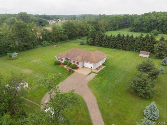 3922 Loves Creek Dr, Howell, MI 48843 (MLS #219057235) :: The John Wentworth Group
