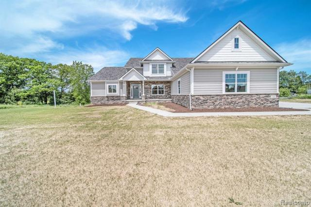 1325 Starlight Crt, Howell, MI 48843 (MLS #219057245) :: The John Wentworth Group