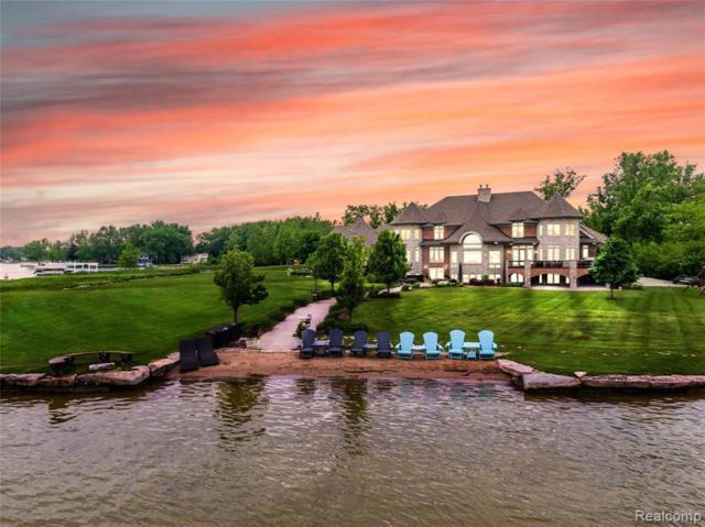 11 Emerald Pointe, Linden, MI 48451 (MLS #219056352) :: The John Wentworth Group