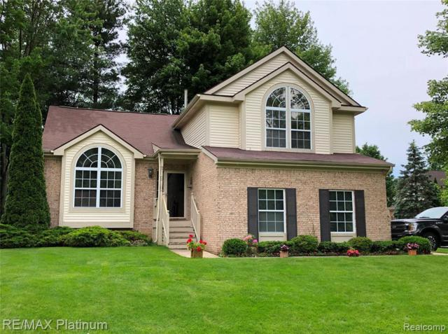 2690 Ravineside Lane South, Howell, MI 48843 (MLS #219057749) :: The John Wentworth Group