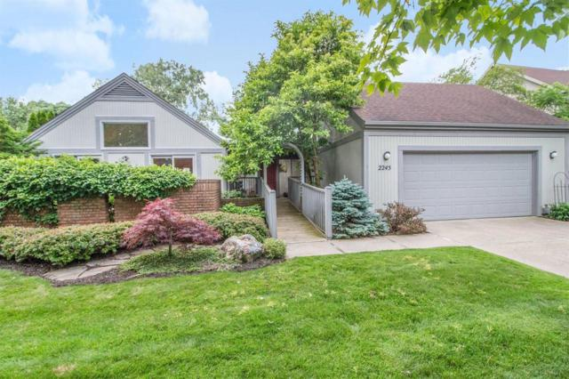2245 Chaucer Dr, Ann Arbor, MI 48103 (MLS #3266487) :: The Tom Lipinski Team at Keller Williams Lakeside Market Center