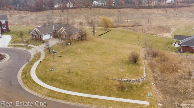 119 Rivercrest Crt, Oxford, MI 48371 (MLS #219061889) :: The Tom Lipinski Team at Keller Williams Lakeside Market Center