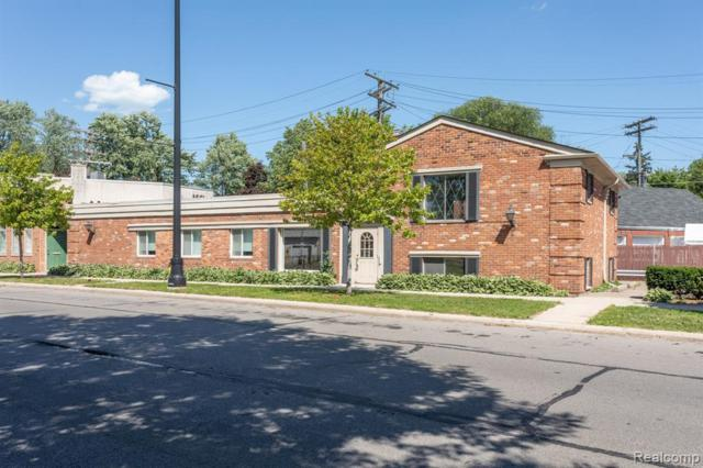 17200 Mack Ave, Grosse Pointe, MI 48230 (MLS #219063918) :: The Tom Lipinski Team at Keller Williams Lakeside Market Center