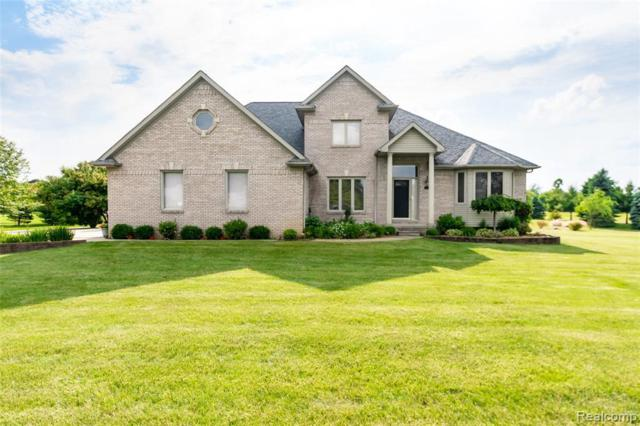 5066 Prunella Dr, Almont, MI 48003 (MLS #219063689) :: The John Wentworth Group