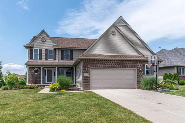 6536 Heartwood Ln, Saline, MI 48176 (MLS #3266867) :: The Tom Lipinski Team at Keller Williams Lakeside Market Center