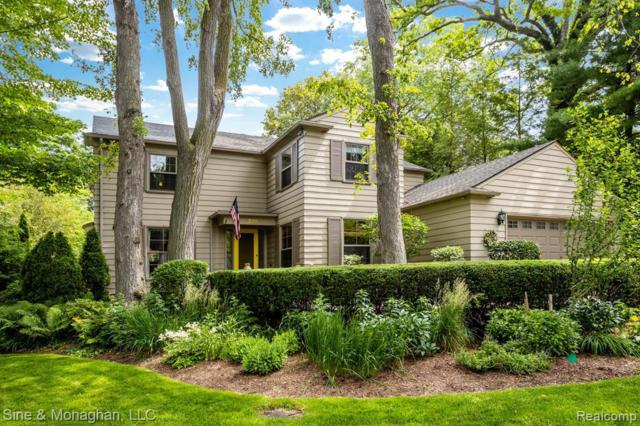 220 Dean Ln, Grosse Pointe Farms, MI 48236 (MLS #219068256) :: The Tom Lipinski Team at Keller Williams Lakeside Market Center