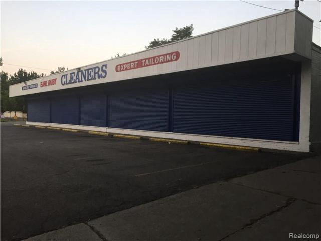 18135 Livernois Ave, Detroit, MI 48221 (MLS #219064322) :: The Tom Lipinski Team at Keller Williams Lakeside Market Center