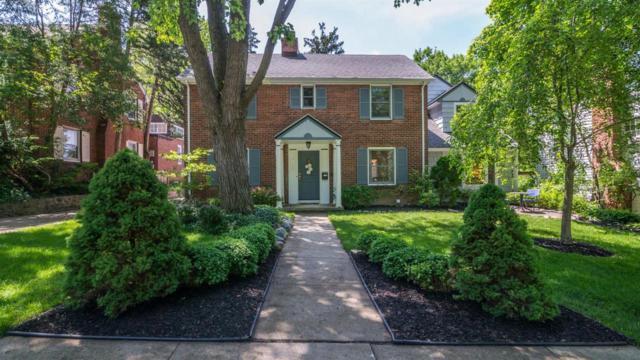 1706 Morton Ave, Ann Arbor, MI 48104 (MLS #3267067) :: The John Wentworth Group