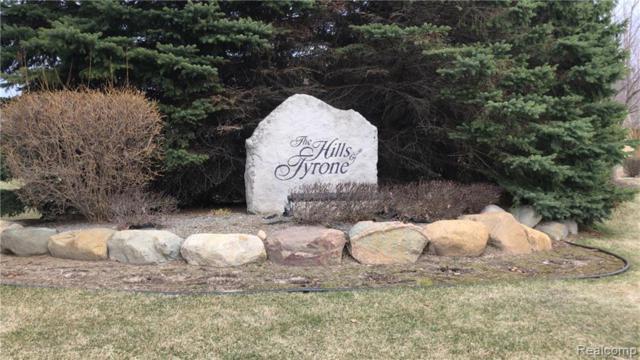 W Ridge View Trail, Fenton, MI 48430 (MLS #219068808) :: The Tom Lipinski Team at Keller Williams Lakeside Market Center
