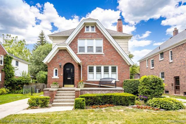 893 Rivard Blvd, Grosse Pointe, MI 48230 (MLS #219068909) :: The Tom Lipinski Team at Keller Williams Lakeside Market Center