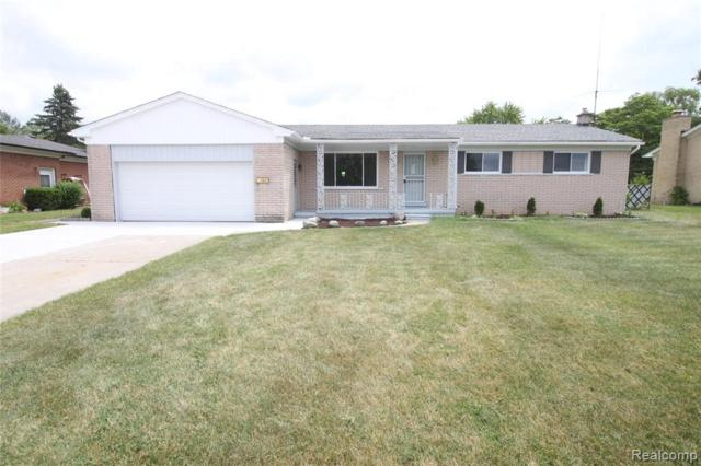 365 Clinton River Dr, Update, MI 48043 (MLS #219065638) :: The Tom Lipinski Team at Keller Williams Lakeside Market Center