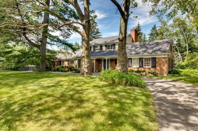 234 Touraine Rd, Grosse Pointe Farms, MI 48236 (MLS #219068974) :: The Tom Lipinski Team at Keller Williams Lakeside Market Center