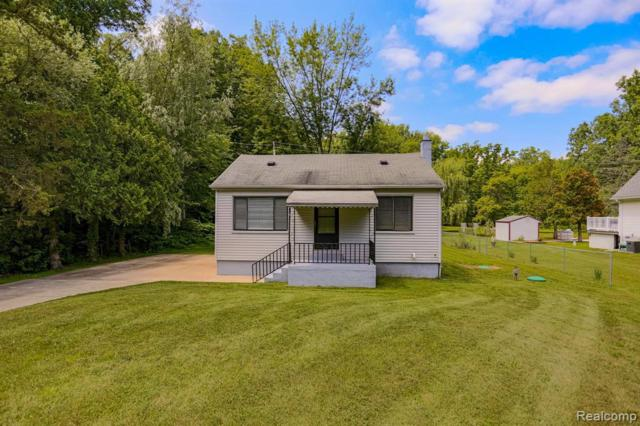 2366 S Lilley Rd, Canton, MI 48188 (MLS #219068822) :: The Tom Lipinski Team at Keller Williams Lakeside Market Center