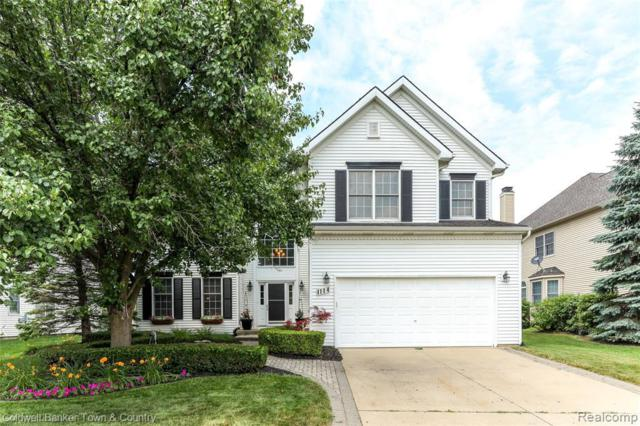 1114 Polo Dr, South Lyon, MI 48178 (MLS #219069352) :: The Tom Lipinski Team at Keller Williams Lakeside Market Center