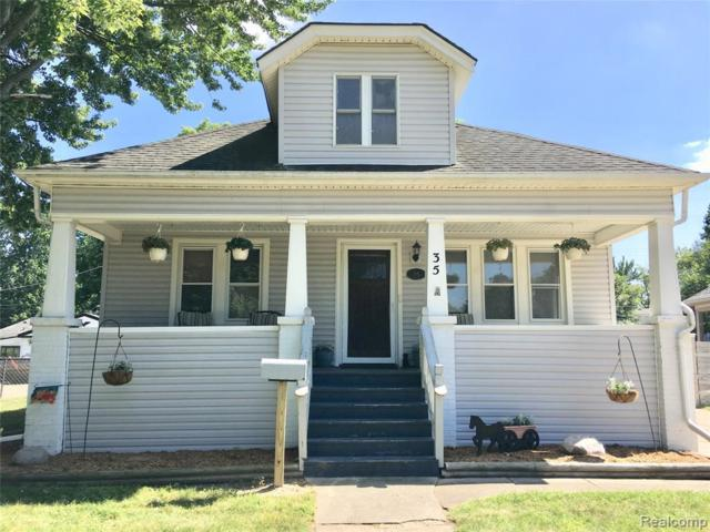 35 Lafayette St, Update, MI 48043 (MLS #219070145) :: The Tom Lipinski Team at Keller Williams Lakeside Market Center