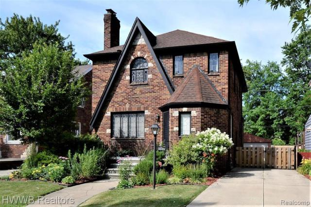 5535 Harvard Rd, Detroit, MI 48224 (MLS #219069685) :: The John Wentworth Group