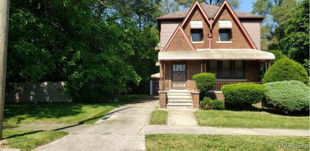 15367 Tracey St, Detroit, MI 48227 (MLS #219069843) :: The John Wentworth Group
