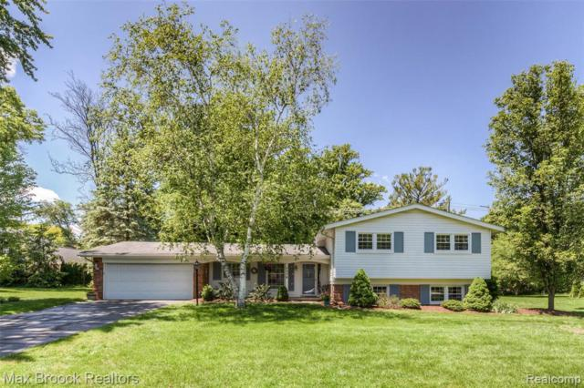 7358 Cathedral Dr, Bloomfield Hills, MI 48301 (MLS #219071347) :: The Tom Lipinski Team at Keller Williams Lakeside Market Center